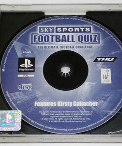 Sky Sports Football Quiz PS1