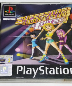 Superstar Dance Club PS1