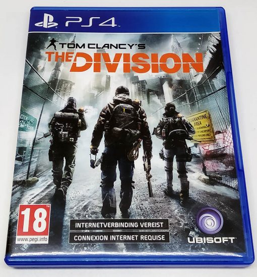 Tom Clancy's The Division FR PS4