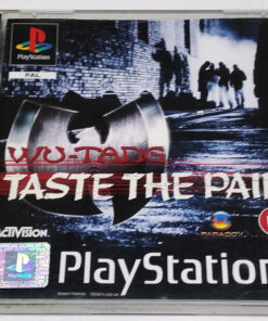 Wu-Tang: Taste the Pain PS1