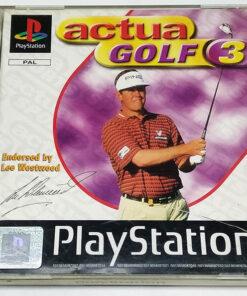Actua Golf 3 PS1