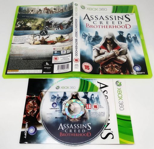 Assassin's Creed: Brotherhood X360