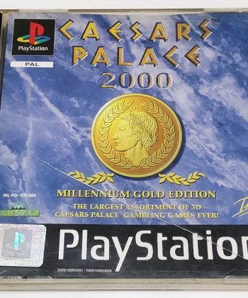 Caesar's Palace 2000 PS1