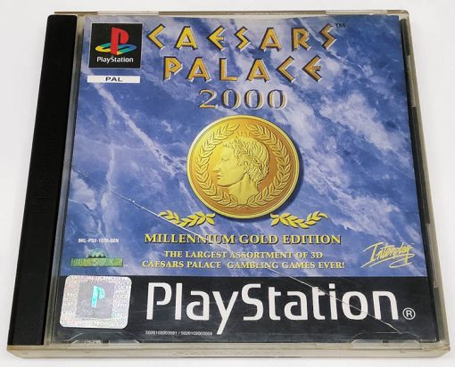 Caesar's Palace 2000 PS1
