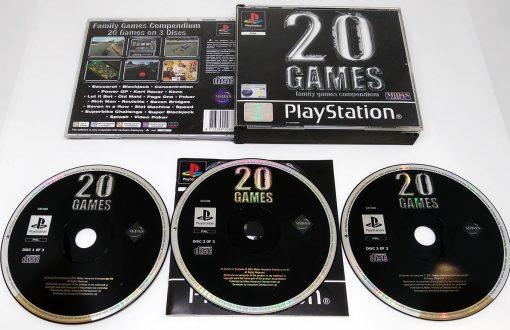 Family Games Compendium PS1