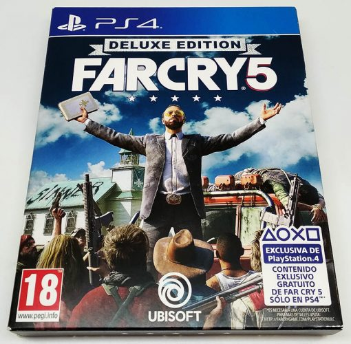 Far Cry 5 - Deluxe Edition PS4