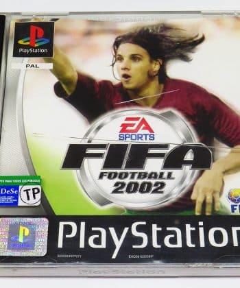 FIFA Football 2002 PT PS1