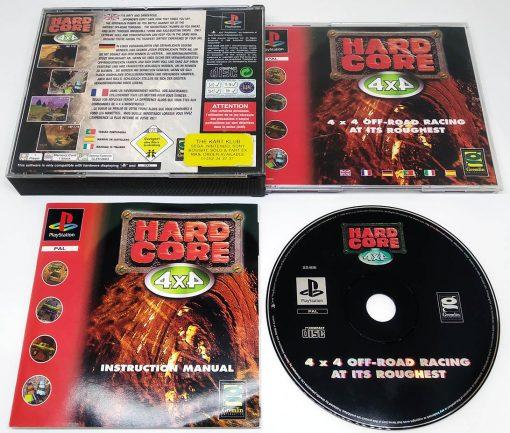 Hardcore 4x4 PS1