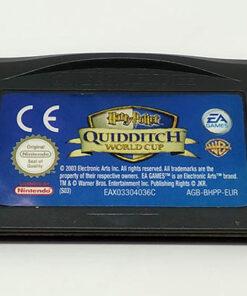 Harry Potter: Quidditch World Cup CART GAME BOY ADVANCE