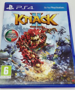 Knack II PS4