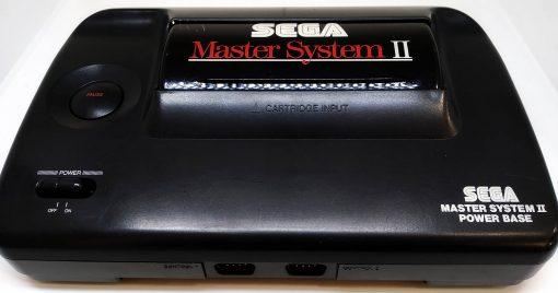 Sega Master System II - AV MOD / 60hz MOD