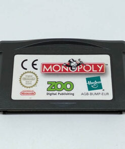 Monopoly CART GAME BOY ADVANCE