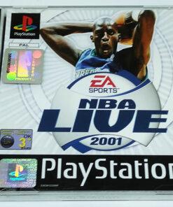 NBA Live 2001 PS1