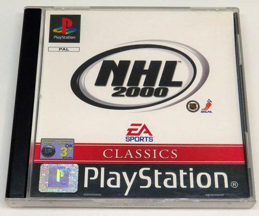 NHL 2000 PS1