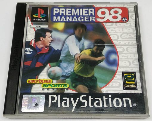 Premier Manager 98 PS1