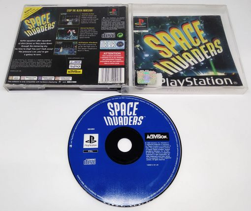 Space Invaders PS1