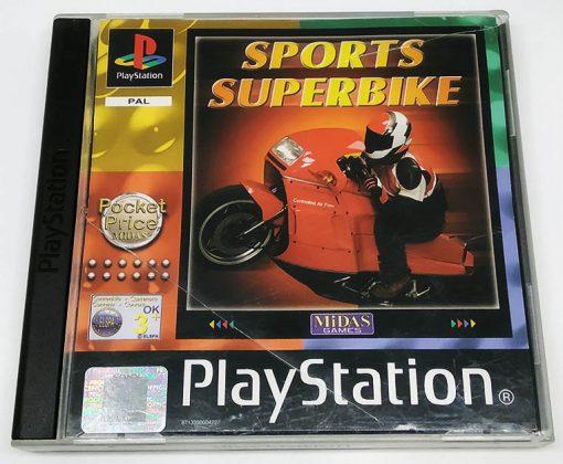 Sports Superbike PS1