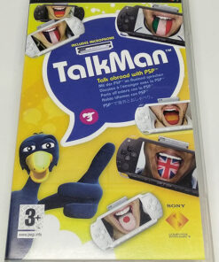 Talkman - C/ Microfone PSP