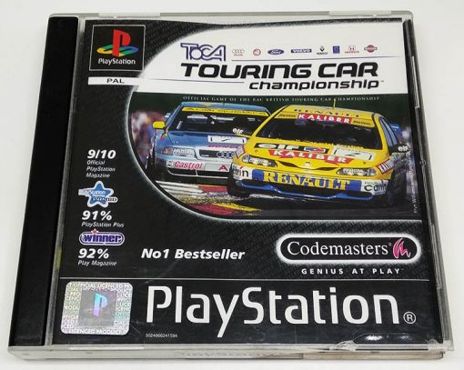 Toca Touring Car Championship PS1