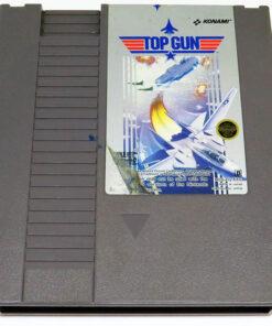 Top Gun CART NES