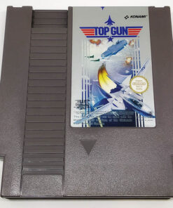 Top Gun CART NES