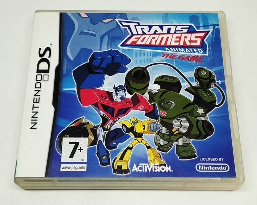 Transformers Animated NDS