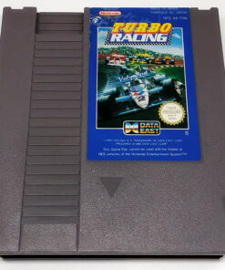 Turbo Racing CART NES