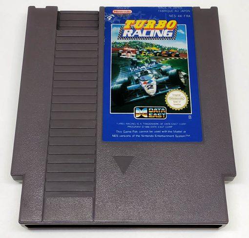 Turbo Racing CART NES