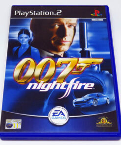 James Bond 007: Nightfire PS2