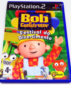 Bob O Construtor: Festival do Divertimento PS2