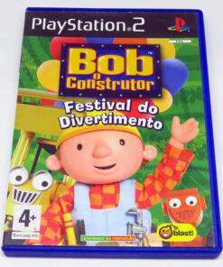 Bob O Construtor: Festival da Diversão PS2