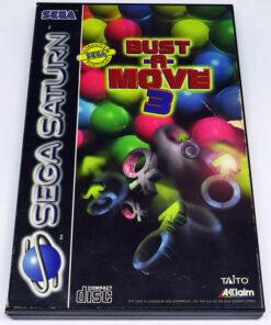 Bust-a-Move 3 SEGA SATURN