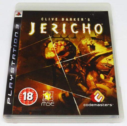 Clive Barker's Jericho PS3