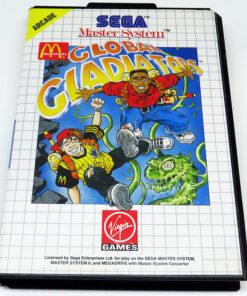 Global Gladiators MASTER SYSTEM