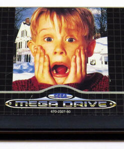 Home Alone CART MEGA DRIVE