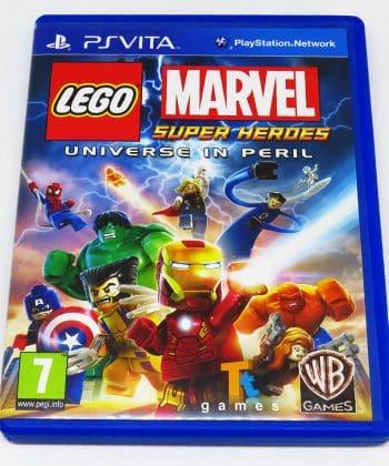 Lego Marvel Super Heroes: Universe in Peril PSVITA