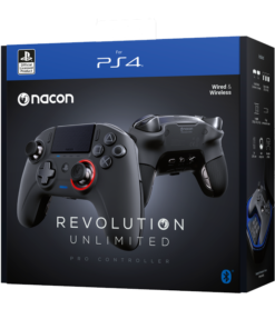 Comando novo para PS4 Nacon Revolution Unlimited Pro Controller