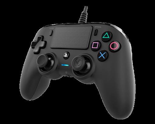 Comando novo para PS4 Nacon Wired Compact Controller