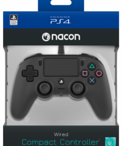 Comando novo para PS4 Nacon Wired Compact Controller