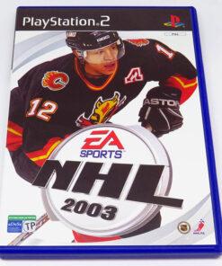 NHL 2003 PS2