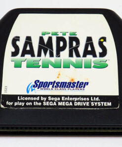 Pete Sampras Tennis CART MEGA DRIVE