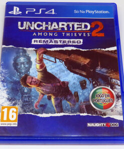 Uncharted 2: Among Thieves Remastered PS4