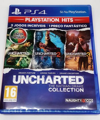 Uncharted: The Nathan Drake Collection (2) PS4