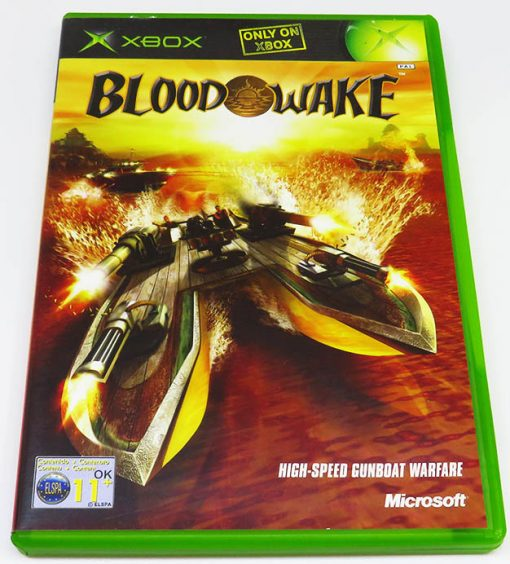 Blood Wake XBOX