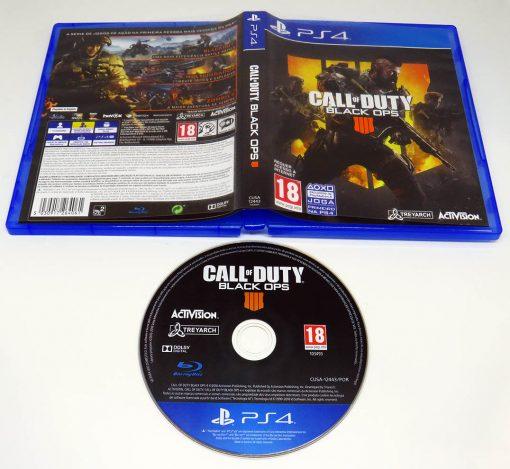Call of Duty: Black Ops IIII (4) PS4