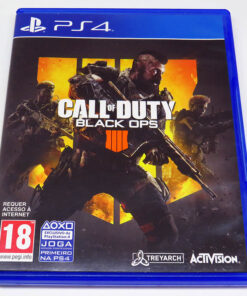 Call of Duty: Black Ops IIII (4) PS4