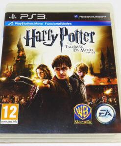 Harry Potter e os Talismãs da Morte - Parte 2 PS3