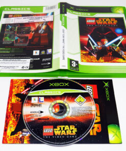 Lego Star Wars: The Video Game XBOX