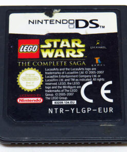 Lego Star Wars: The Complete Saga CART NDS