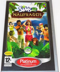 Os Sims 2: Náufragos PSP